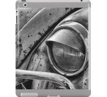 Tired VW Beetle iPad Case/Skin