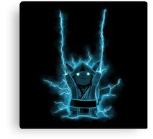 Thunder! Canvas Print