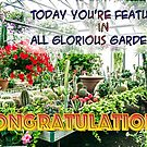 All Glorious Gardens - Holiday Featured Banner - not for sale by MotherNature