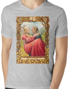 Princess Bride Mens V-Neck T-Shirt