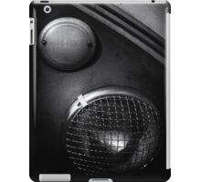 Headlamp detail of VW Type 2 Split Screen camper / bus iPad Case/Skin