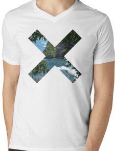 xx #1 Mens V-Neck T-Shirt