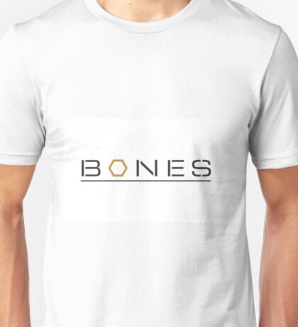 Bones Logo Unisex T-Shirt