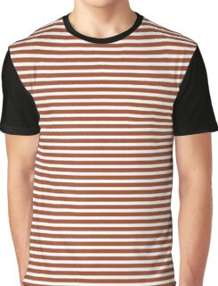 Potter's Clay Stripes Graphic T-Shirt