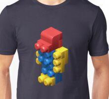 3D Robot Unisex T-Shirt