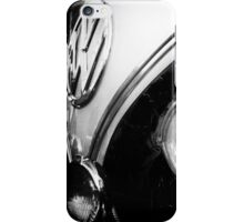 VW Type 2 Split Screen camper / bus iPhone Case/Skin