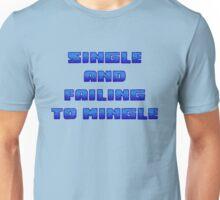 Single and Failing to Mingle - BOYS Unisex T-Shirt