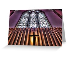 East End St Mary's Church, Kingsclere Greeting Card