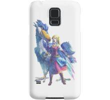 Mosaic Zelda Samsung Galaxy Case/Skin