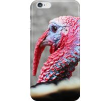 Turkey Time iPhone Case/Skin