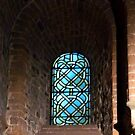 Abstract church window by bubblehex08