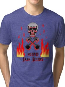 Modified Baja Builders Tri-blend T-Shirt