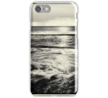 Sylt - Tides #2 iPhone Case/Skin