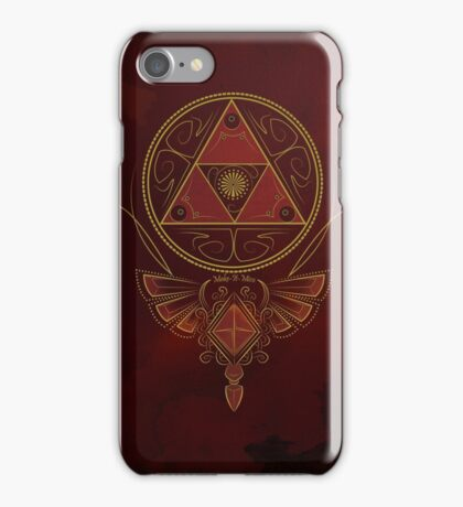 ~Red Power~ iPhone Case/Skin