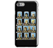 Regen-O-Rama iPhone Case/Skin