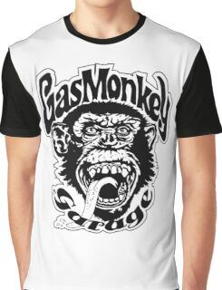 gasmonkey Graphic T-Shirt