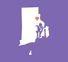 Rhode Island Love by Maren Misner