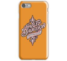 motorcycles iPhone Case/Skin