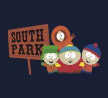 Park Kids Tee