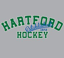 Hartford Hockey by aBrandwNoName