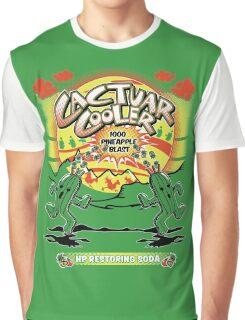 Cactuar Cooler Graphic T-Shirt