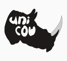 Uni-Cow One Piece - Short Sleeve