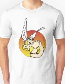 Asterix Cartoon Funny 2 T-Shirt