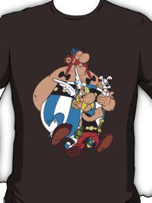 Asterix Obelix Cartoon Funny 2 T-Shirt