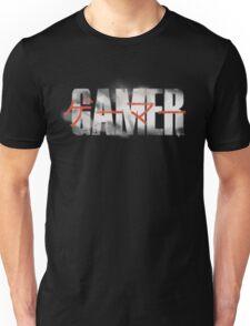GAMER Ghost Unisex T-Shirt