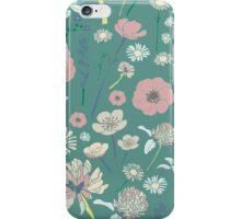 Sweet Meadow Floral iPhone Case/Skin