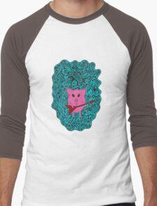 Guitarist PiGgy Men's Baseball ¾ T-Shirt