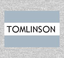 Toms Tomlinson Logo Kids Clothes