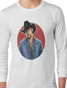 Tim McGraw Long Sleeve T-Shirt