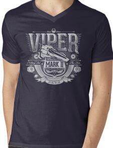 Colonial Fighter Mens V-Neck T-Shirt