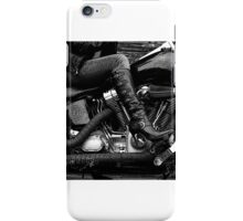 Heels & Harleys iPhone Case/Skin
