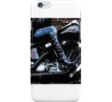 Heels & Harleys II iPhone Case/Skin