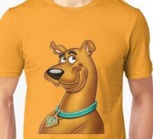 Scooby Doo Smooth Unisex T-Shirt