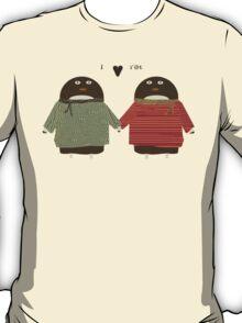i heart you  T-Shirt