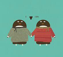 i heart you  by bri-b