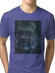 Terence McKenna Tribute Poster 02 Tri-blend T-Shirt