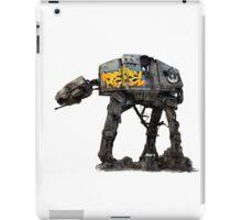 REBEL AGAINST THE MACHINE iPad Case/Skin