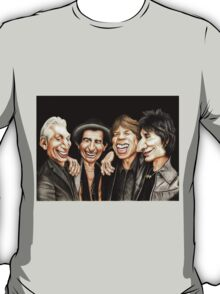 Old Rockers - Gimme Shelter T-Shirt