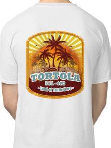 Sunset Tortola Classic T-Shirt