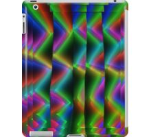 Neon Reflections iPad Case/Skin