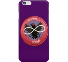 eternal scout wtnv iPhone Case/Skin