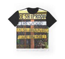 Fresh Produce Graphic T-Shirt