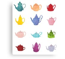 Care for a cuppa? Canvas Print