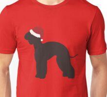 Christmas Bedlington Terrier  Unisex T-Shirt