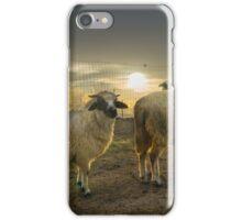 Glowing Sheep iPhone Case/Skin
