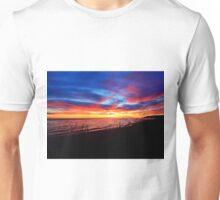 Sunrise on Sainte-Anne-Des-Monts Unisex T-Shirt